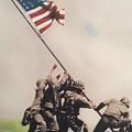 Iwo Jima by Bruce Cohose