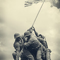 Iwo Jima Monument by Imagery by Charly