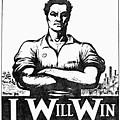 Iww Poster, 1917 by Granger