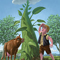 Jack And The Beanstalk by Martin Davey