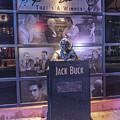 Jack Buck Busch Stadium St Louis  by John McGraw