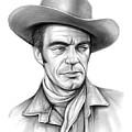 Cowboy Jack Elam by Greg Joens