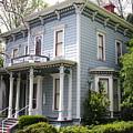 Jack House San Luis Obispo by C Thomas Cooney