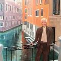 Jack In Venice by Jamie Frier