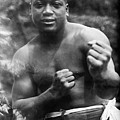 Jack Johnson (1878-1946) by Granger