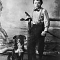 Jack London (1876-1916) by Granger