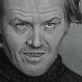 Jack Nicholson by David Powers