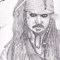 Jack Sparrow by Eldhose Reji