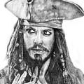 Jack Sparrow by Rumesh Fonseka