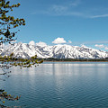 Jackson Lake 1 by Pam  Holdsworth