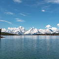Jackson Lake 2 by Pam  Holdsworth
