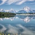 Jackson Lake 80 by Maria Struss