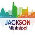 Jackson Ms by Angelina Vick