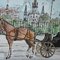 Jackson Square by Charme Curtin
