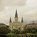 Jackson Square by Fred Hahn