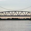 Jackson Street Bridge by Ronnie Maum