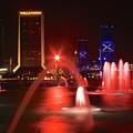 Jacksonville Skyline by Beverly Cummiskey