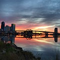 Jacksonville Sunrise by Geoffrey Shaffer