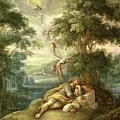 Jacobs Dream by Frans Francken