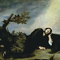 Jacobs Dream by Jusepe de Ribera