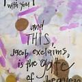 Jacob's Proclamation by Vonda Drees