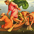 Jacopo Bassano Fishes Miracle by Munir Alawi