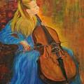 Jacqueline Du-pre by Rachel Wollach Asherovitz