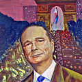 Jacques Chirac President by Aymeric NOA