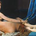 J.a.d. Ingres: Odalisque by Granger
