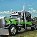 Jade Transport Peterbilt by Randy Harris