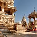 Jagdish Hindu Temple, Udaipur by Doug Matthews