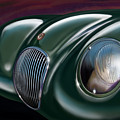 Jaguar C Type by David Kyte
