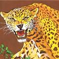 Jaguar by Jay Kinney
