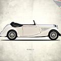Jaguar Mark Iv Coupe by Mark Rogan
