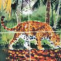 Jaguar On The Hunt by Dy Witt