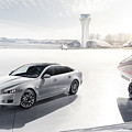 Jaguar Xj Ultimate 2013 by Alice Kent