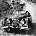 Jaguar Xk 150 Drophead Coupe by Underwood Archives