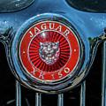 1958 Jaguar Xk 150 by Tony Baca