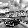 Jaguar XK150 1960 by Mark Rogan