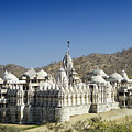 Jain Temple Of Ranakpur by Gloria and Richard Maschmeyer - Printscapes
