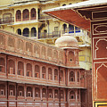 Jaipur City Palace by Kyle Rothenborg - Printscapes