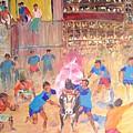 Jallikattu- The Bull Fight by Narayan Iyer