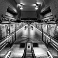 Jamaica Center Subway Station, Queens New York by Edi Chen