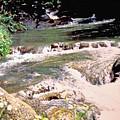 Jamaica Rushing Water by Ian  MacDonald