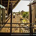 Jamaica Station by Andrea Gargantini