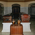 James A. Garfield Coffin by Cityscape Photography