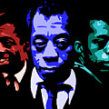 James Baldwin by Walter Oliver Neal