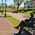 James Bradley Statue 4211 by Jack Schultz