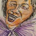 James Brown by Geraldine Myszenski