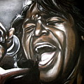 James Brown by Zach Zwagil